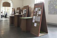 Stadtentwicklungsprojekt im Foyer