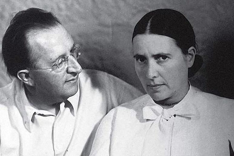 Erich und Luise Mendelsohn-1935