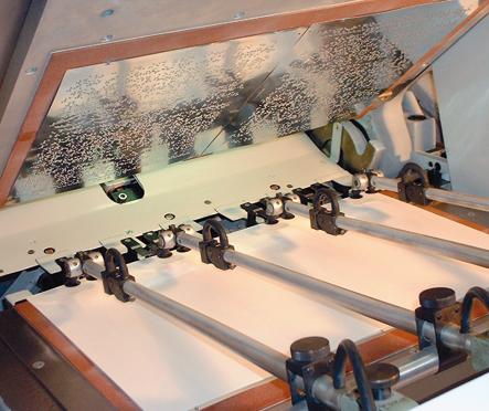 Blindeschrift-Druckautomat