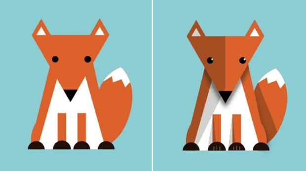 Fox-Illustration