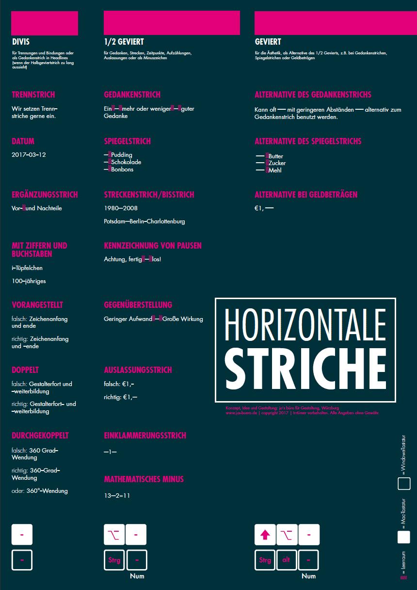 JOS_Plakatserie-HorizontaleStriche_dark