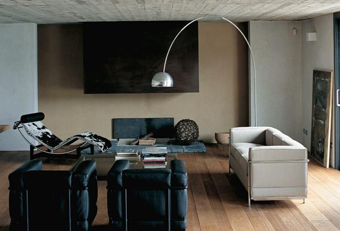 Le-Corbusier-Möbel-lc-2-zimmer-einrichtung