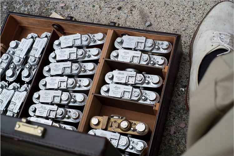 Die Kameras von Eggleston
